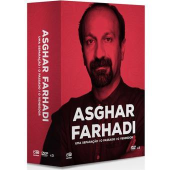Pack Asghar Farhadi - Coleção 3 Filmes (DVD)