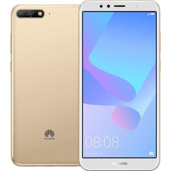 Smartphone Huawei Y6 2018 - 16GB - Dourado