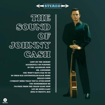 The Sound of Johnny Cash (LP) (180g)