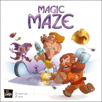 Magic Maze - Pythagoras
