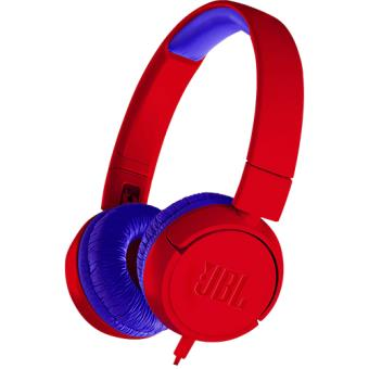 Auscultadores JBL JR300 - Vermelho