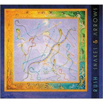 Snakes & Arrows - CD