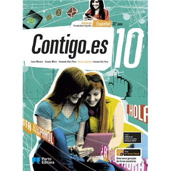 Contigo.Es - Espanhol - Iniciação - 10º Ano
