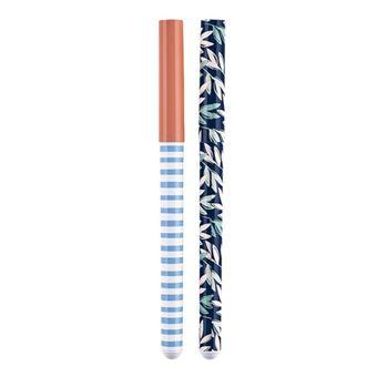 Canetas Busy B Rollerball Pens - 2 Unidades - Preta