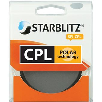 Filtro Starblitz Polarizador Circular CPL - 62mm