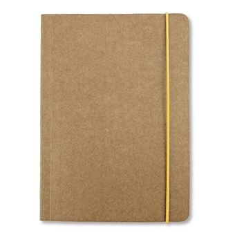 Caderno Liso TeNeues - Yellow