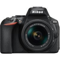 Nikon D5600 + AF-P DX NIKKOR 18-55mm f/3.5-5.6G VR + Estojo