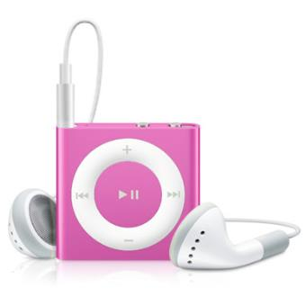 Apple iPod Shuffle 2GB Rosa