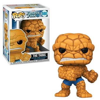 Funko Pop! Fantastic Four: The Thing - 560
