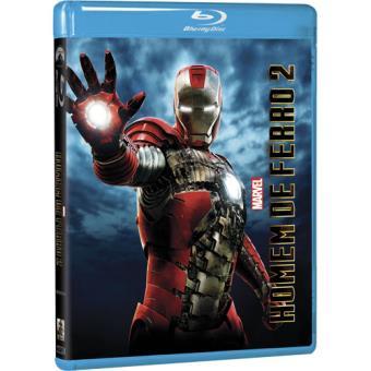 Homem de Ferro 2 (Blu-ray)