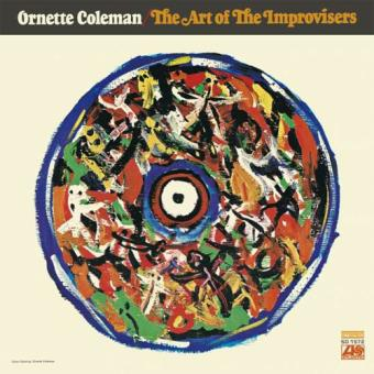The Art of The Improvisers - CD