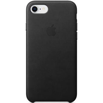 Capa Pele Apple para iPhone 8 | 7 - Preto