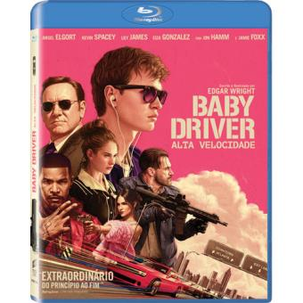 Baby Driver - Alta Velocidade (Blu-ray)