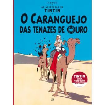 TintinO Caranguejo da Tenazes de Ouro