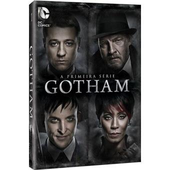 Gotham - 1ª Temporada - DVD