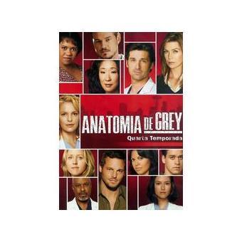 Anatomia de Grey - 4ª Temporada