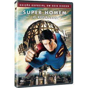 Super-Homen: O Regresso - Edição Especial - 2DVD 2DVD