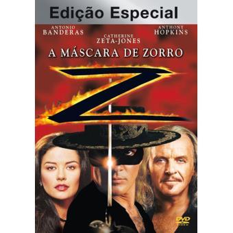 A Máscara de Zorro - Edição Especial