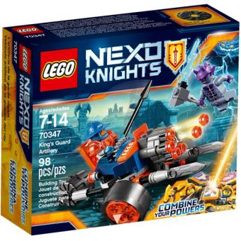 LEGO Nexo Knights 70347 Artilharia da Guarda Real