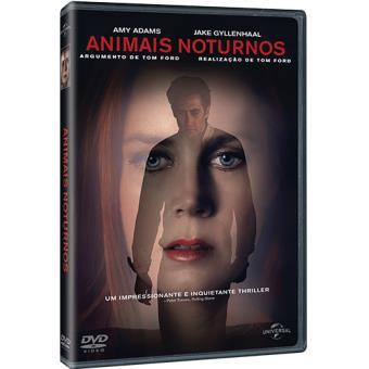 Animais Noturnos (DVD)