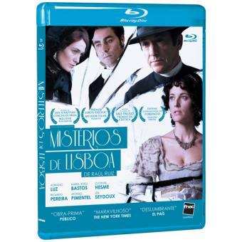 Os Mistérios de Lisboa (Blu-ray)