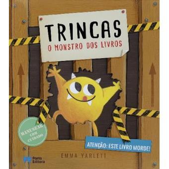 Trincas - O Monstro dos Livros