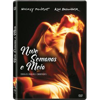 Nove Semanas e Meia - DVD