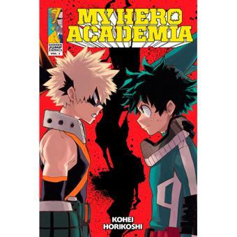 My Hero Academia - Book 2