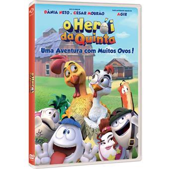O Herói da Quinta (DVD)