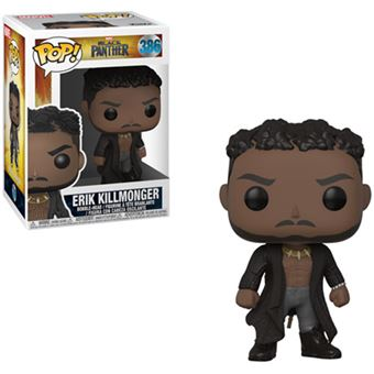 Funko Pop! Black Panther: Erik Killmonger - 386