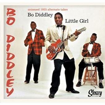 Bo Diddley - Little Girl - LP