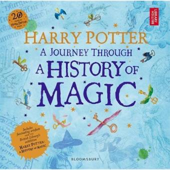 """Harry Potter: A Journey Through """"A History of Magic"""""""