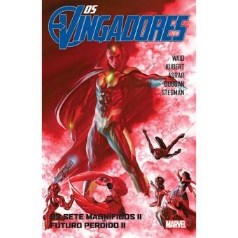 Os Vingadores: Os Sete Magníficos - Parte 2 Futuro Perdido - Parte 2