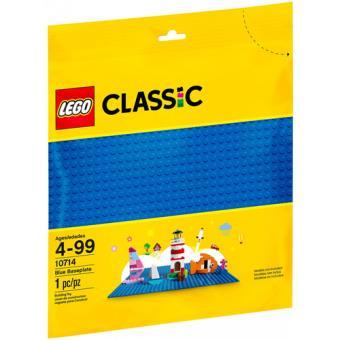 LEGO Classic 10714 Placa de Construção Azul