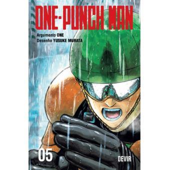 One-Punch Man - Livro 5