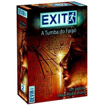 Exit 2 A Tumba do Faraó - Devir