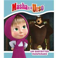 Masha e o Urso: Um Babysitter Inesperado