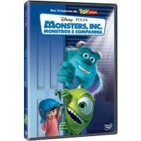 Monsters, Inc. - Monstros e Companhia