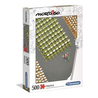 Puzzle Mordillo The March