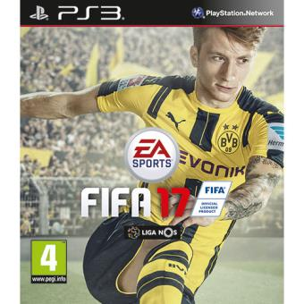 FIFA 17 Standard Edition PS3