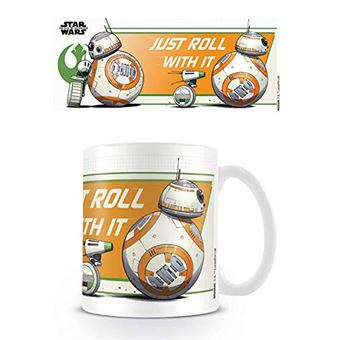 Caneca Star Wars The Rise of Skywalker: BB-8 Just Roll with It