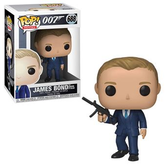 Funko Pop! James Bond Quantum of Solace: Daniel Craig - 688