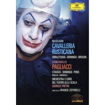 Cavalleria Rusticana (DVD)
