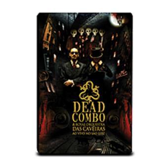 Dead Combo & a Orquestra das Caveiras: Ao Vivo No Jardim De Inverno (DVD)