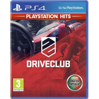 Driveclub - Playstation Hits - PS4
