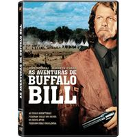 As Aventuras de Buffalo Bill - DVD