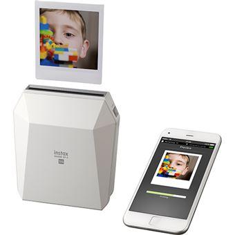 """Fujifilm instax SHARE SP-3 impressora fotográfica 800 x 600 DPI 2.4"""" x 2.4"""" (6.2x6.2 cm) Wi-Fi"""