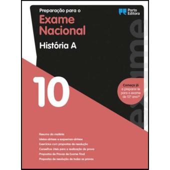 Preparação Para o Exame Nacional - História A 10º Ano