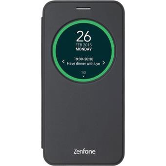 Asus Capa Flip Cover para ZenFone 2 Laser ZE500KL (Preto)