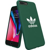 Capa Adidas Adicolor Moulded para iPhone 8 Plus - Verde